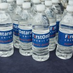 Water from FirstOntario Credit Union