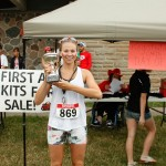 Tanya Kore, Top female overall, Run for SJA Record Holder 22:18
