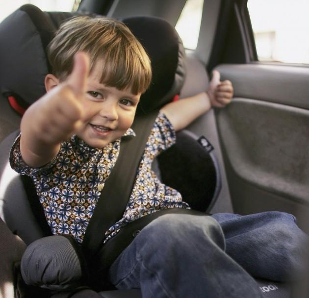 Car Seat Safety Child